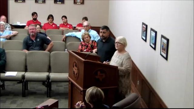 7-9-18 Council Meeting