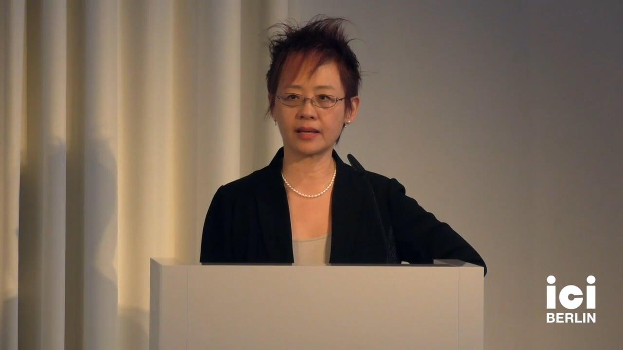 Talk by Lydia H. Liu