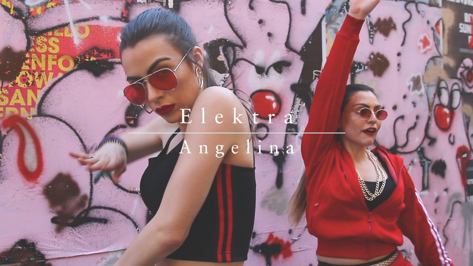 Elektra and Angelina- Dance Video