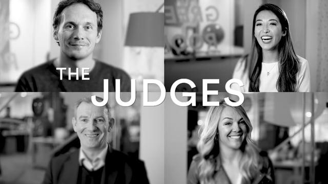 VOOM 2018, The Judges