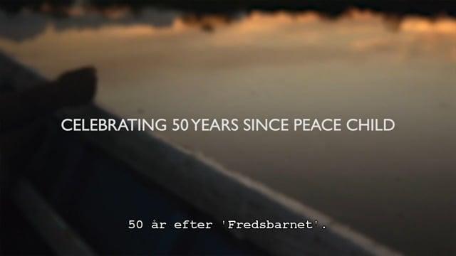 Fredsbarnet – 50 år efter