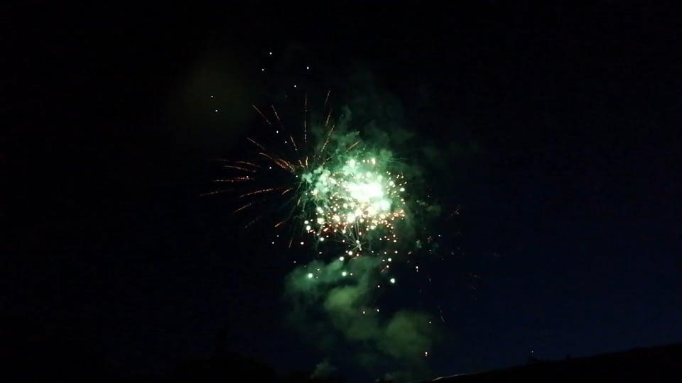2018.06.23 - Halmajugra tűzijáték