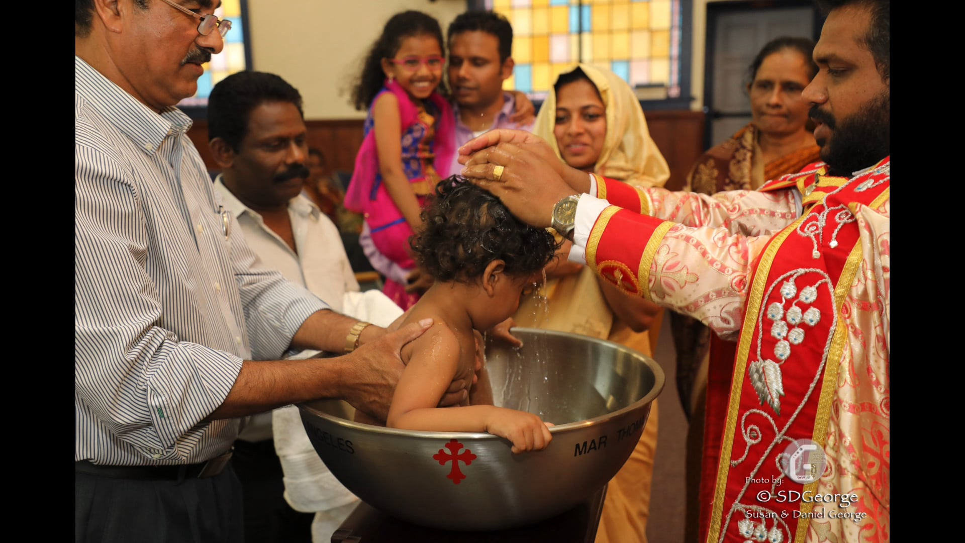 Timothy's Baptism