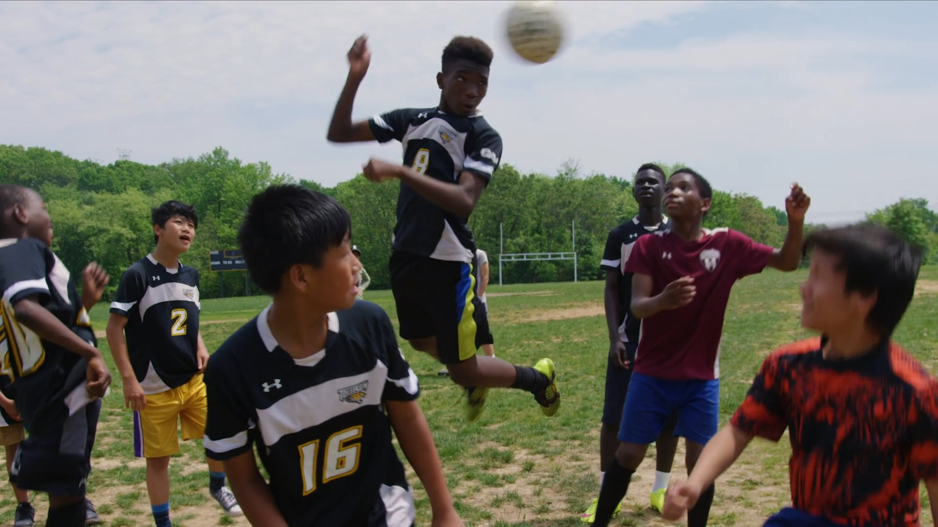 Soccer Without Borders Baltimore