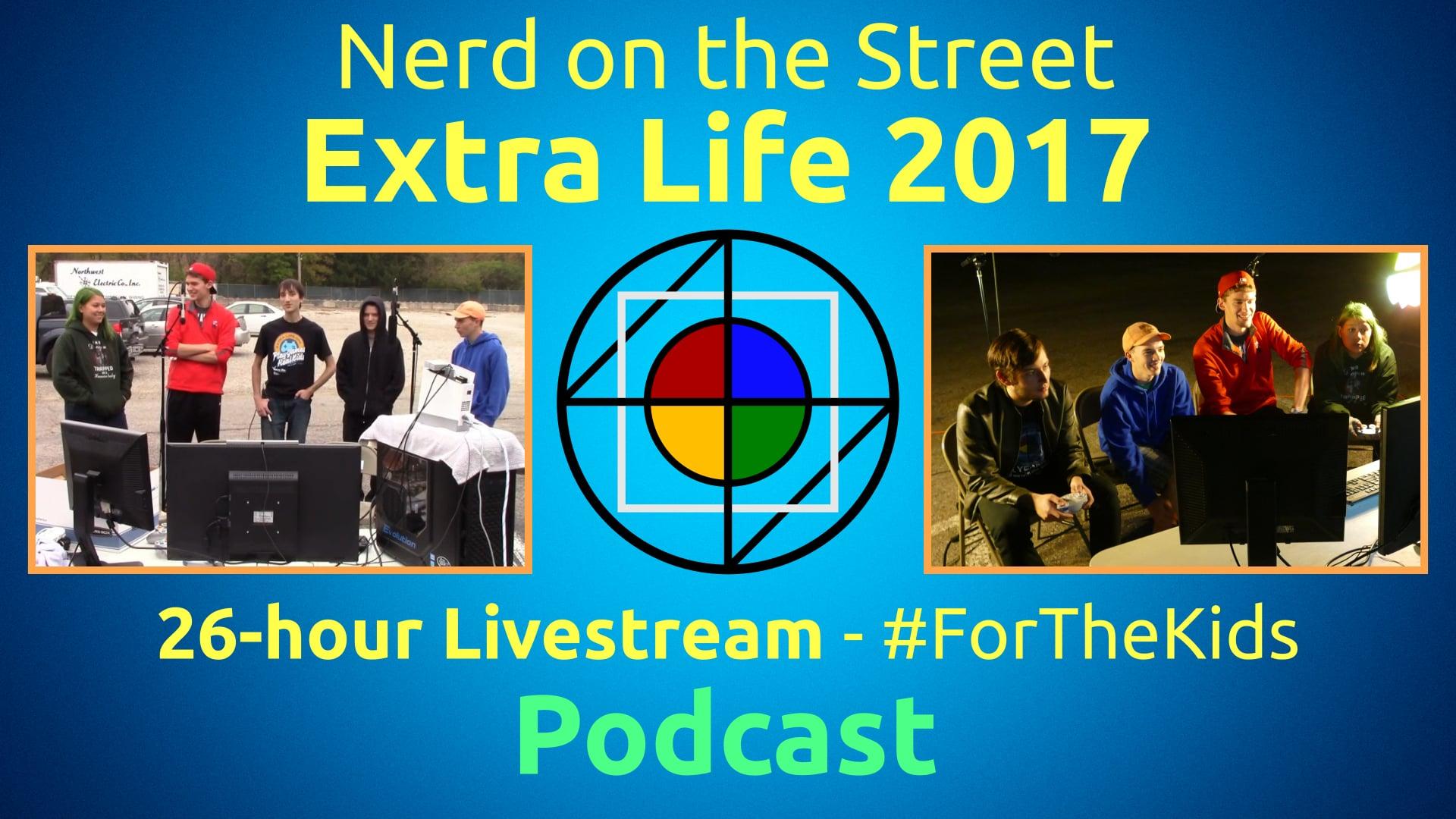 NOTS Podcast - Extra Life 2017