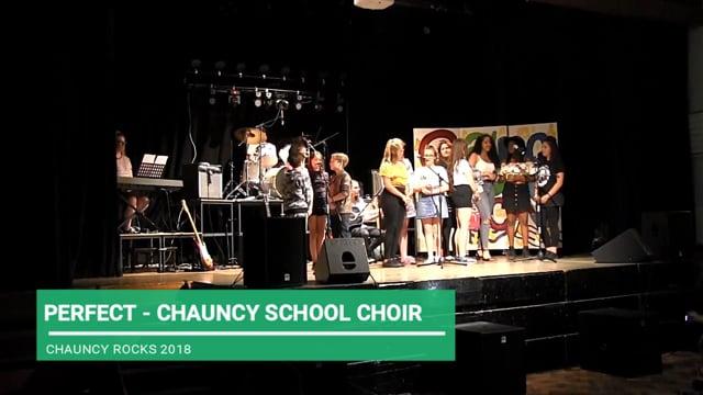 PERFECT - CHAUNCY SCHOOL CHOIR