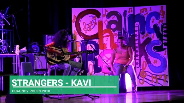 STRANGERS - KAVI