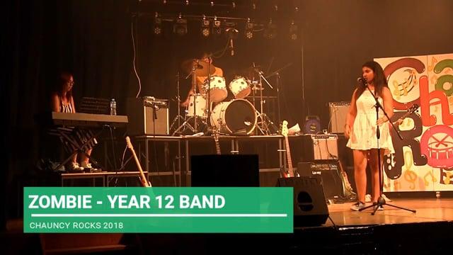 ZOMBIE - YEAR 12 BAND