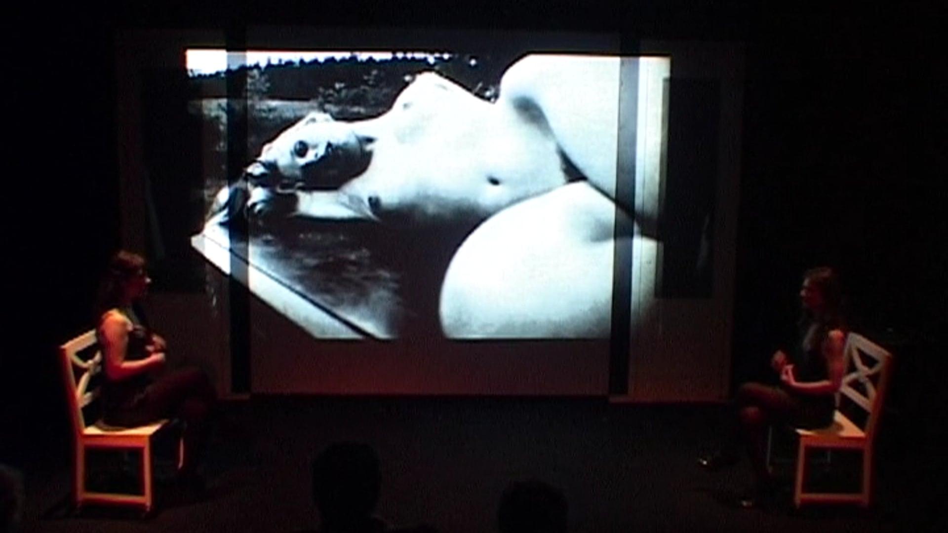 LA PIU' FORTE - DEN STARKARE/ Strindberg
