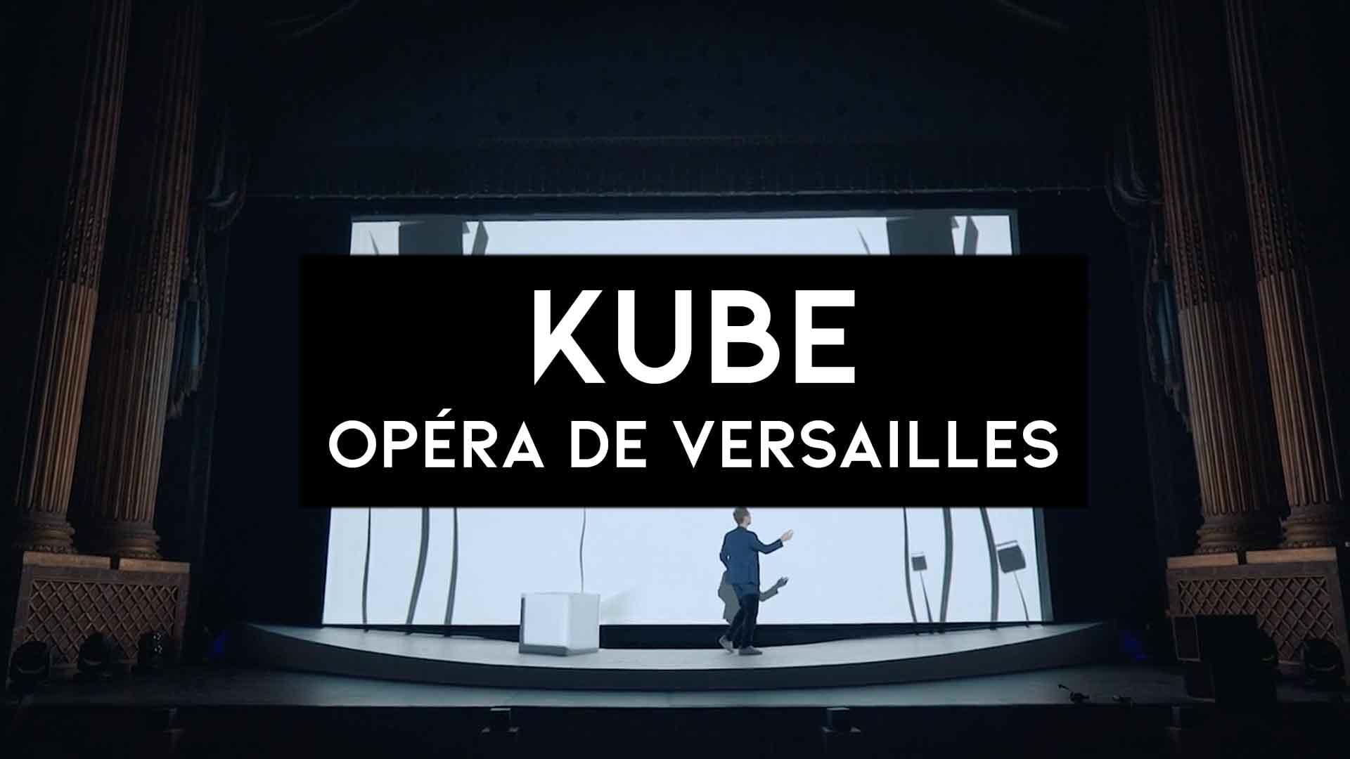 Kube_Opéra de Versailles