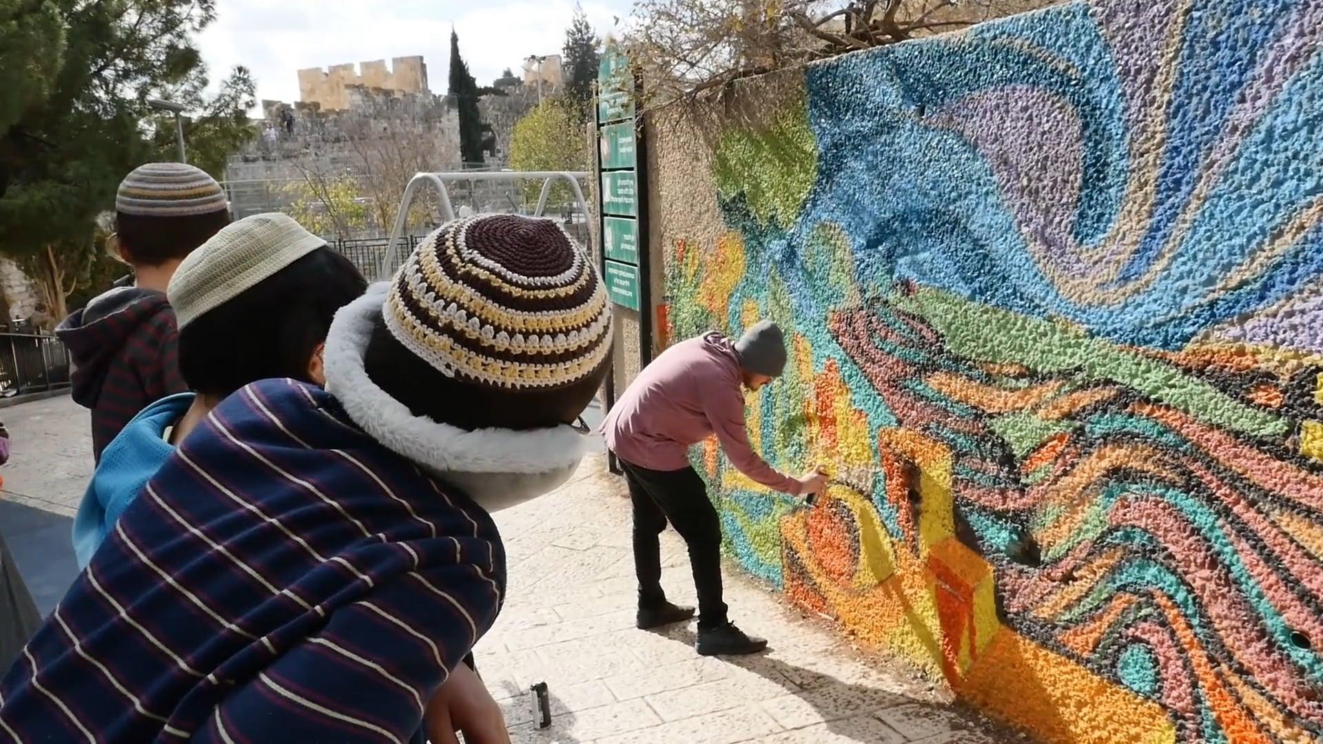 La nouvelle Jérusalem (Mediteraneo France 3)