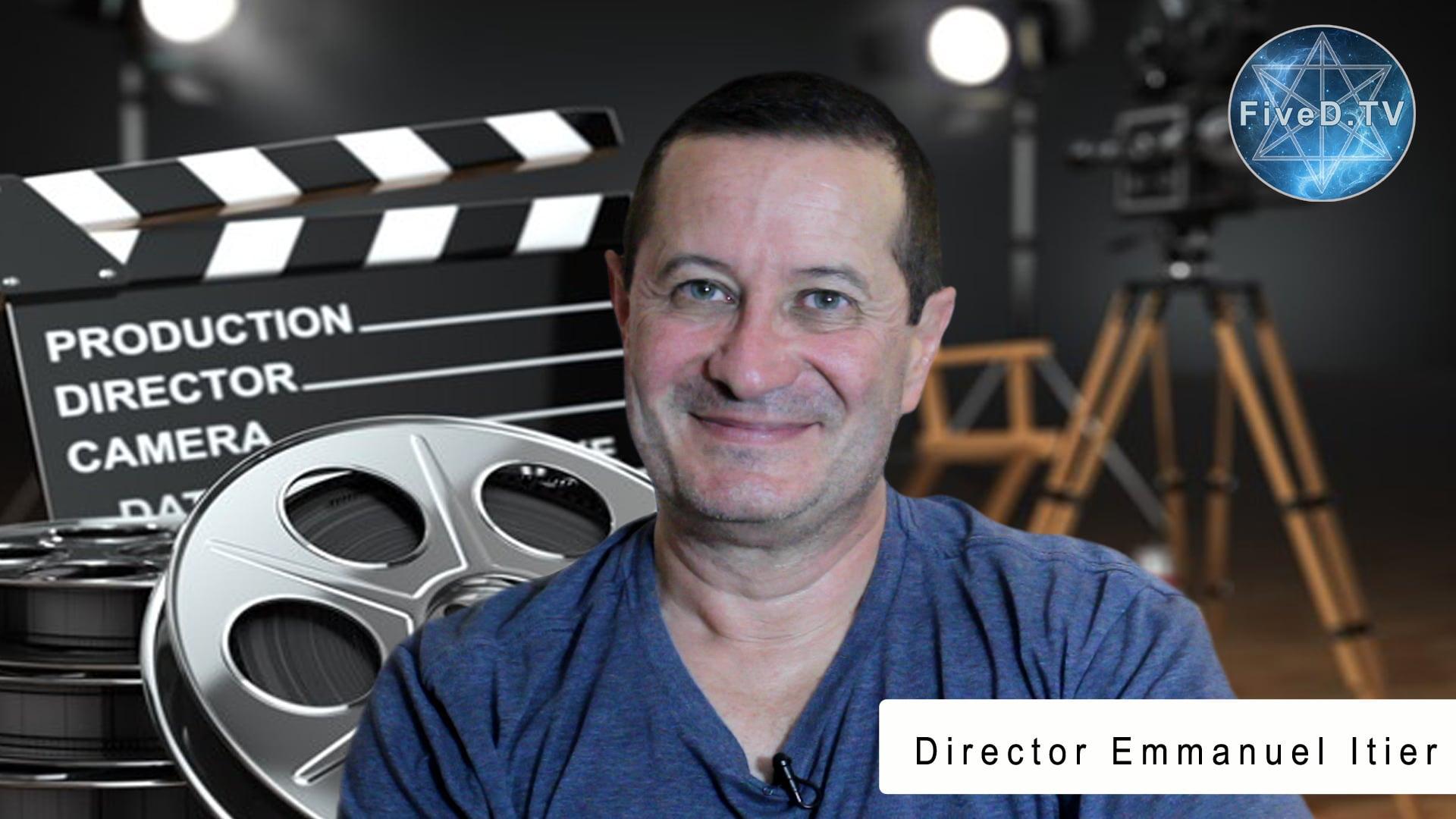 California Film Director Emmanuel Itier