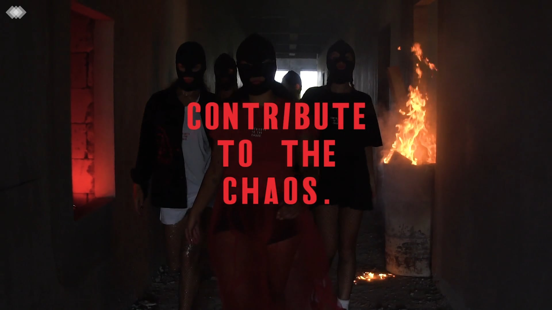 CONTRIBUTE TO THE CHAOS