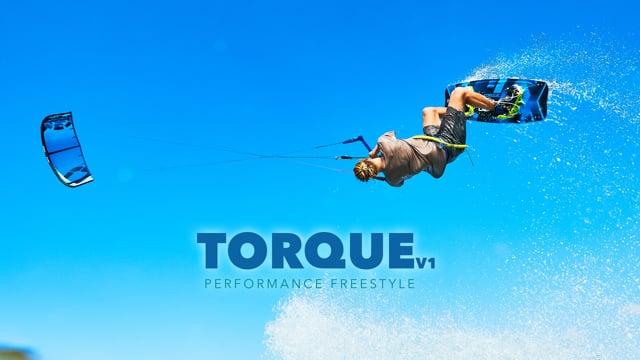 Ozone Torque V1 - Performance Freestyle