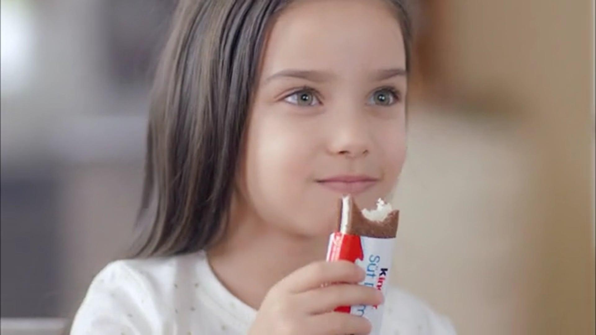 Kagan Erturan - Kinder Süt Dilimi -Ayda Yemek-