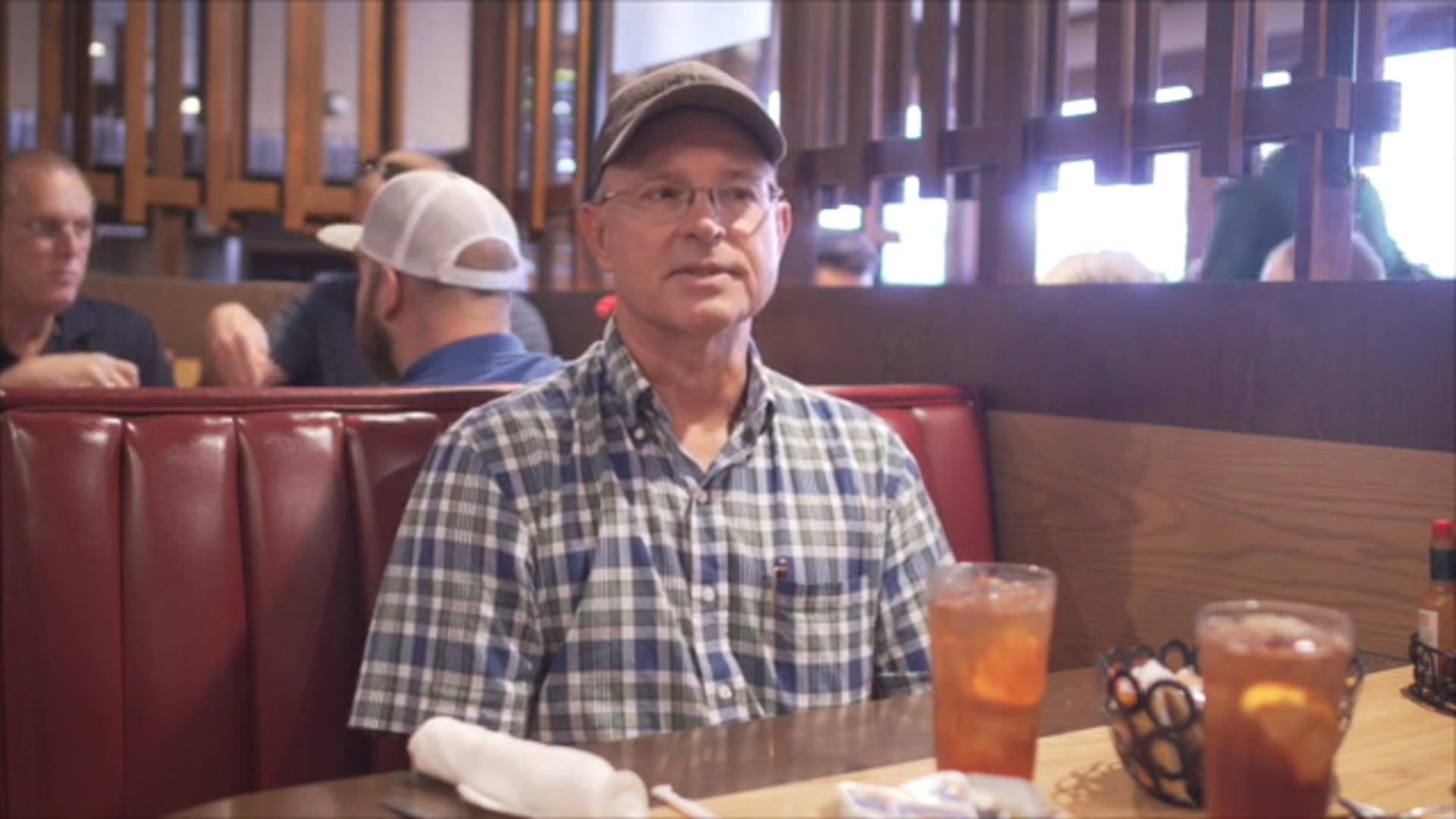 Houston Restaurant | Testimonial
