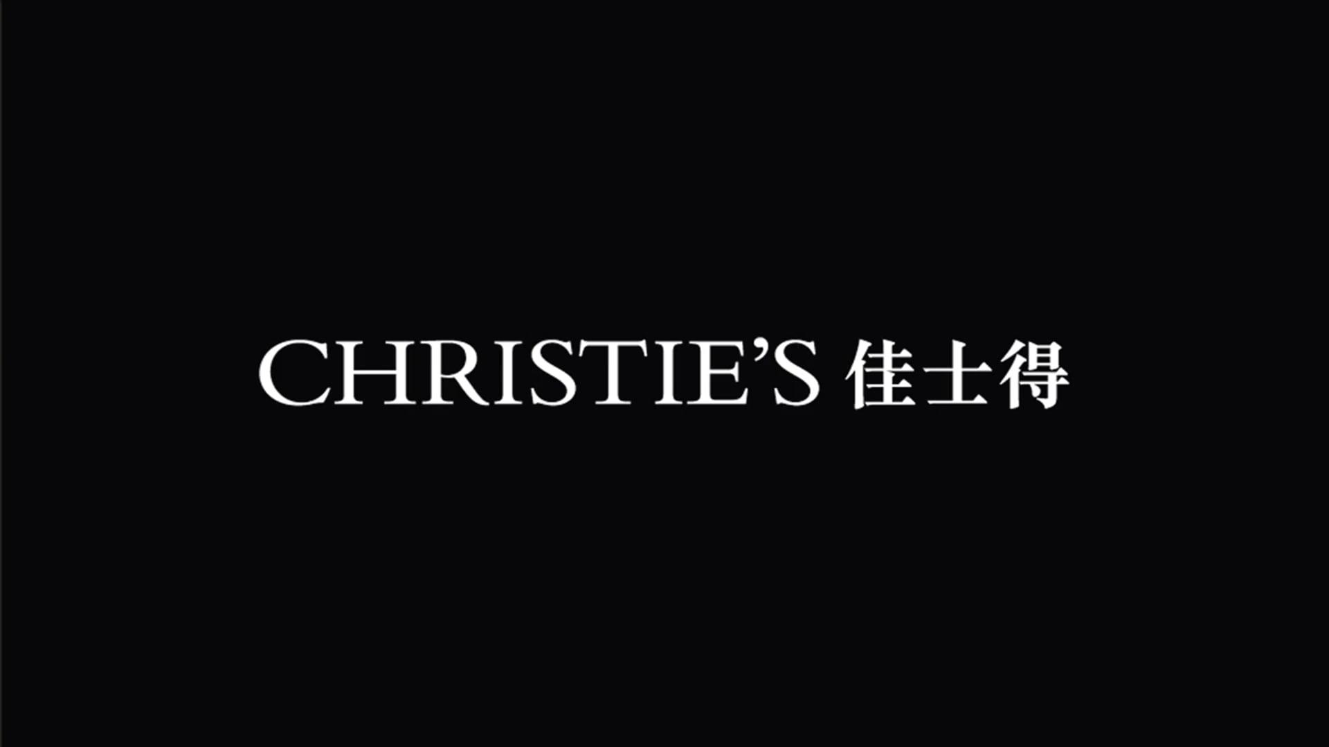Christie's Artist Studio Visit