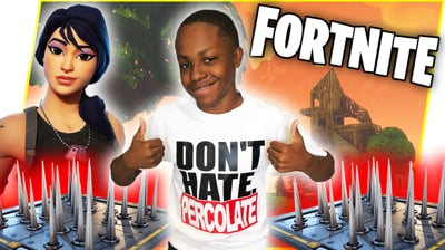 OHHH YEAAA! I LOVE TRAPS!! - Fortnite Battle Royale