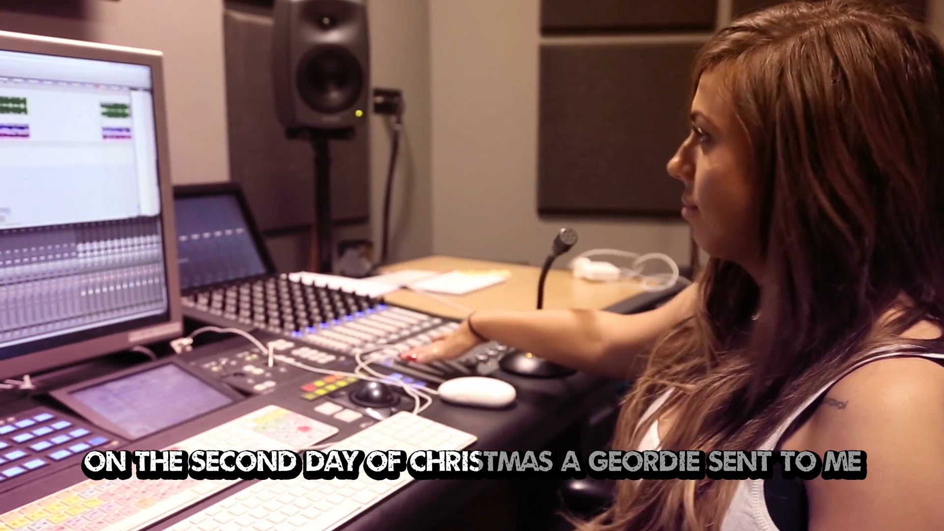 geordie shore xmas post 9pm with intro