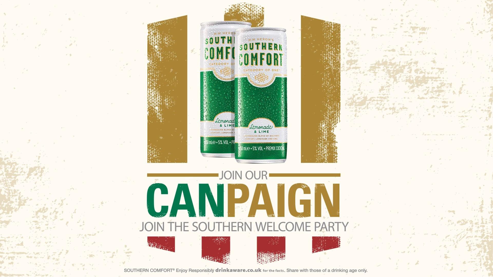 Southern Comfort CanPaign Recap
