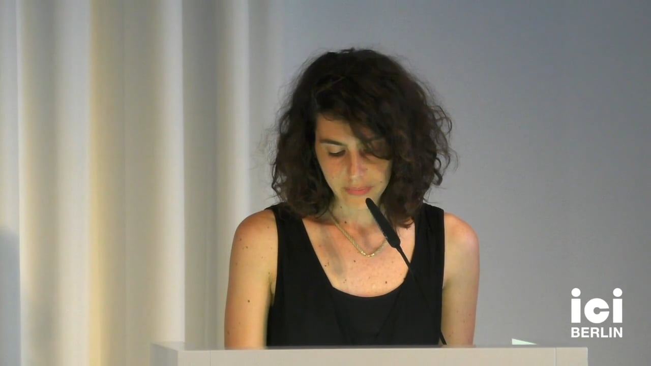 Introduction by Clio Nicastro