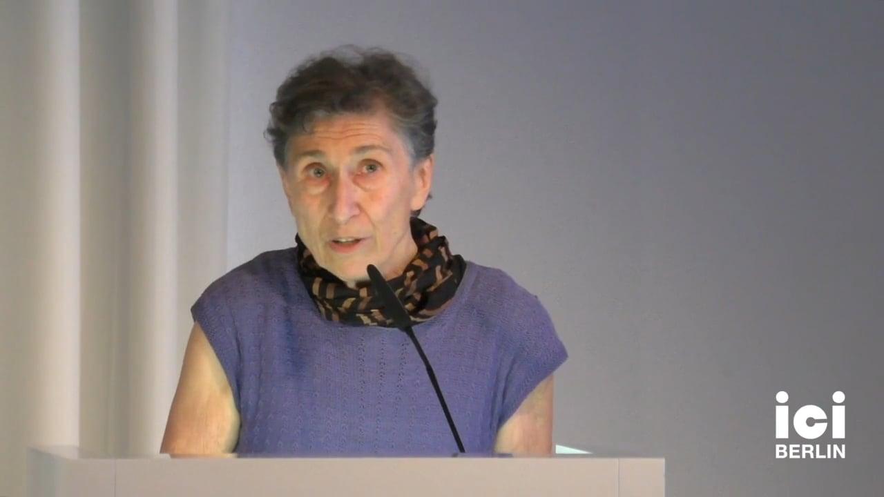 Talk by Silvia Federici
