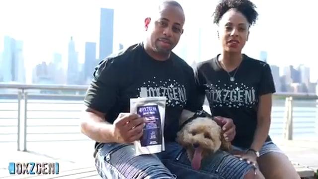 3371The Evans Family Chooses OXZGEN CBD Pet Treats for Kobi!