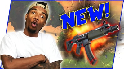 Ninja Stream - THIS GUN IS ON A WHOLE DIFFERENT LEVEL!