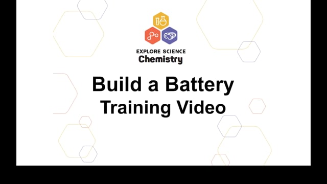 Build A Battery Training Video