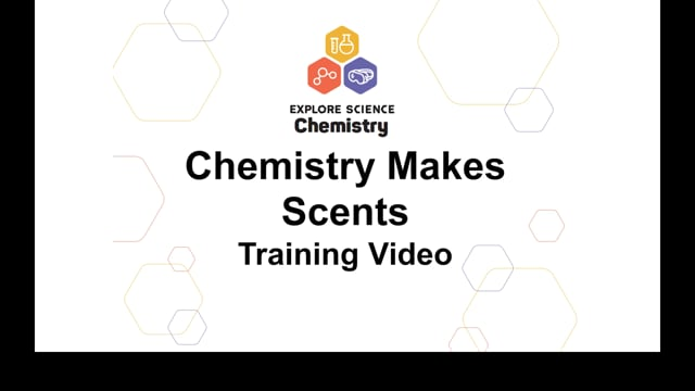 Chemistry Makes Scents Training Video