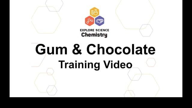 Gum and Chocolate Training Video