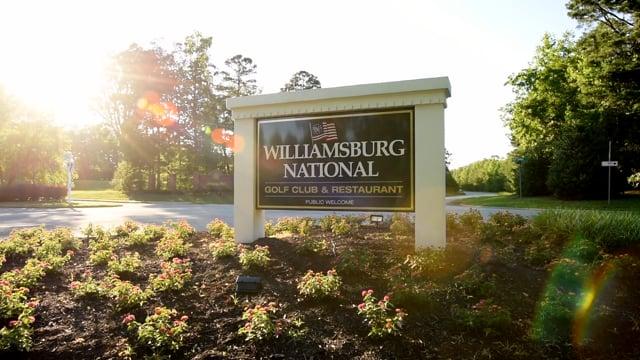 Williamsburg National Golf Club // Williamsburg Virginia