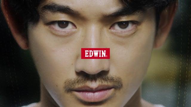 EDWIN 「503」CM & WEB MOVIE