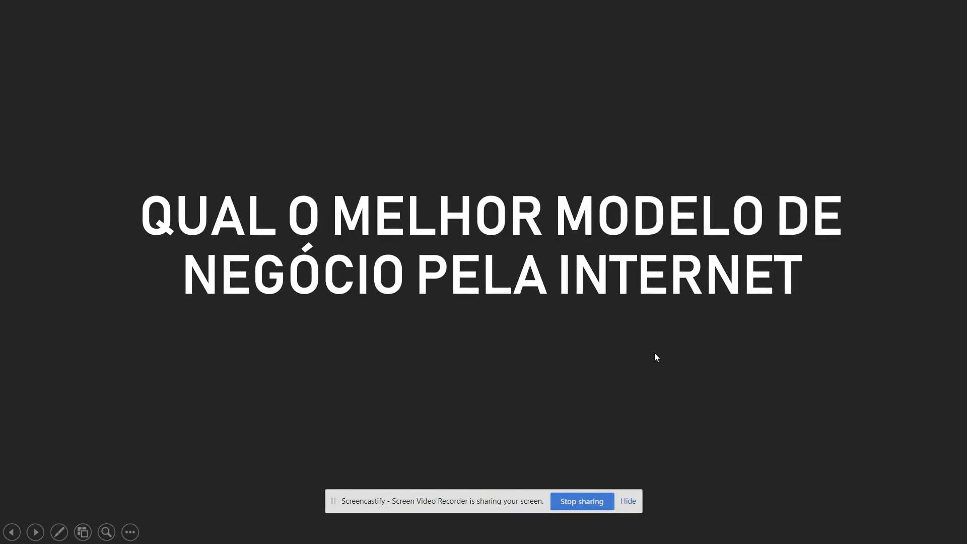 Seminário Shopify e Como Fazer Grana Em Dólares Estando No Brasil