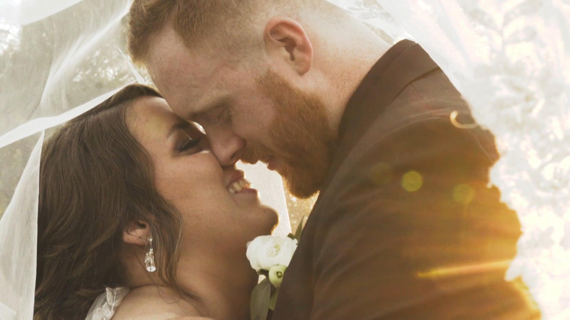 Eric & Briana Mckee   Rural Iowa Wedding Film