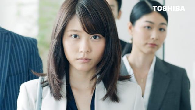 TOSHIBA dynabook CM「初めてのプロジェクトリーダー」篇
