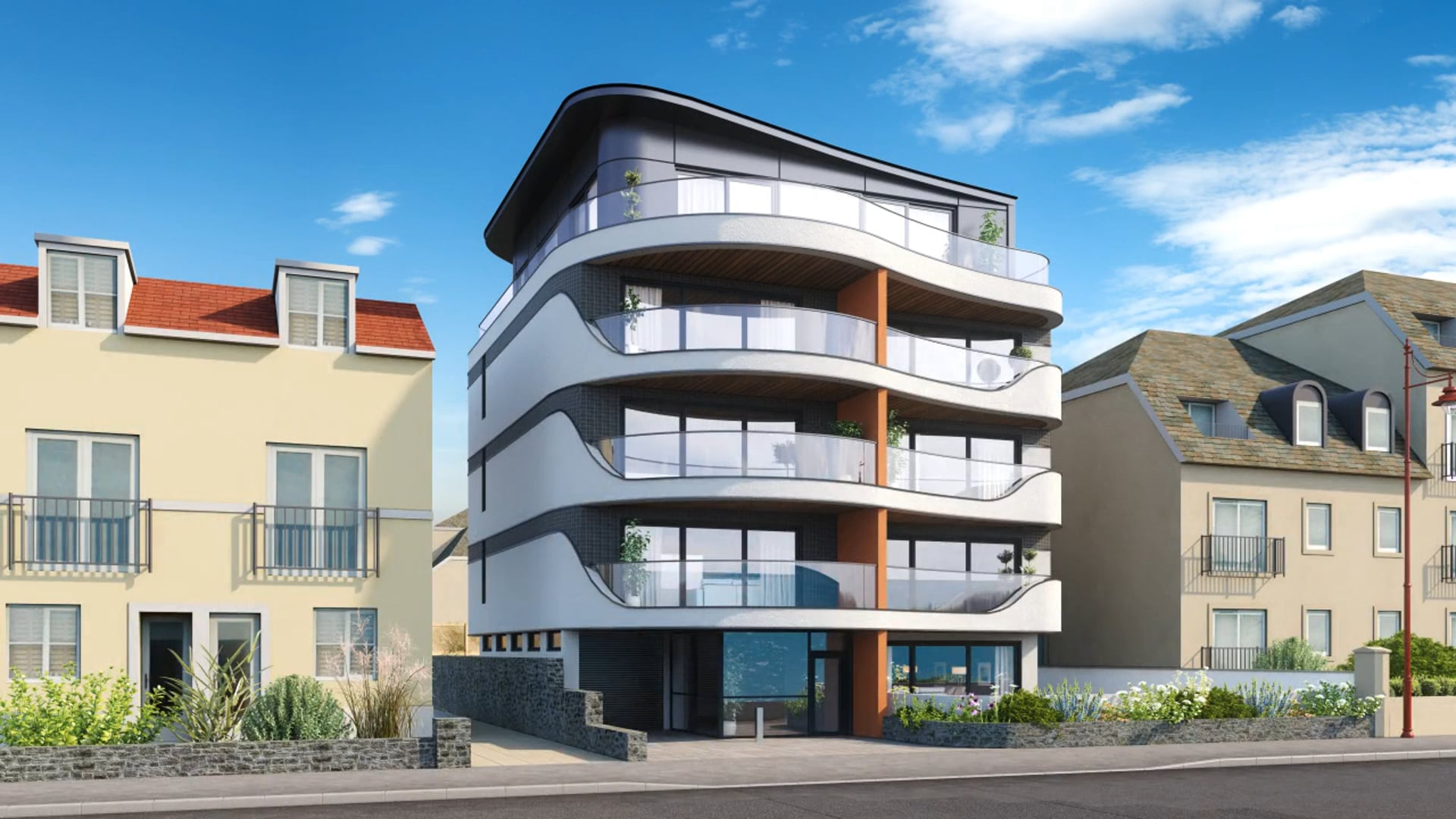 (Developer/Estate agent/ architect) Seaton