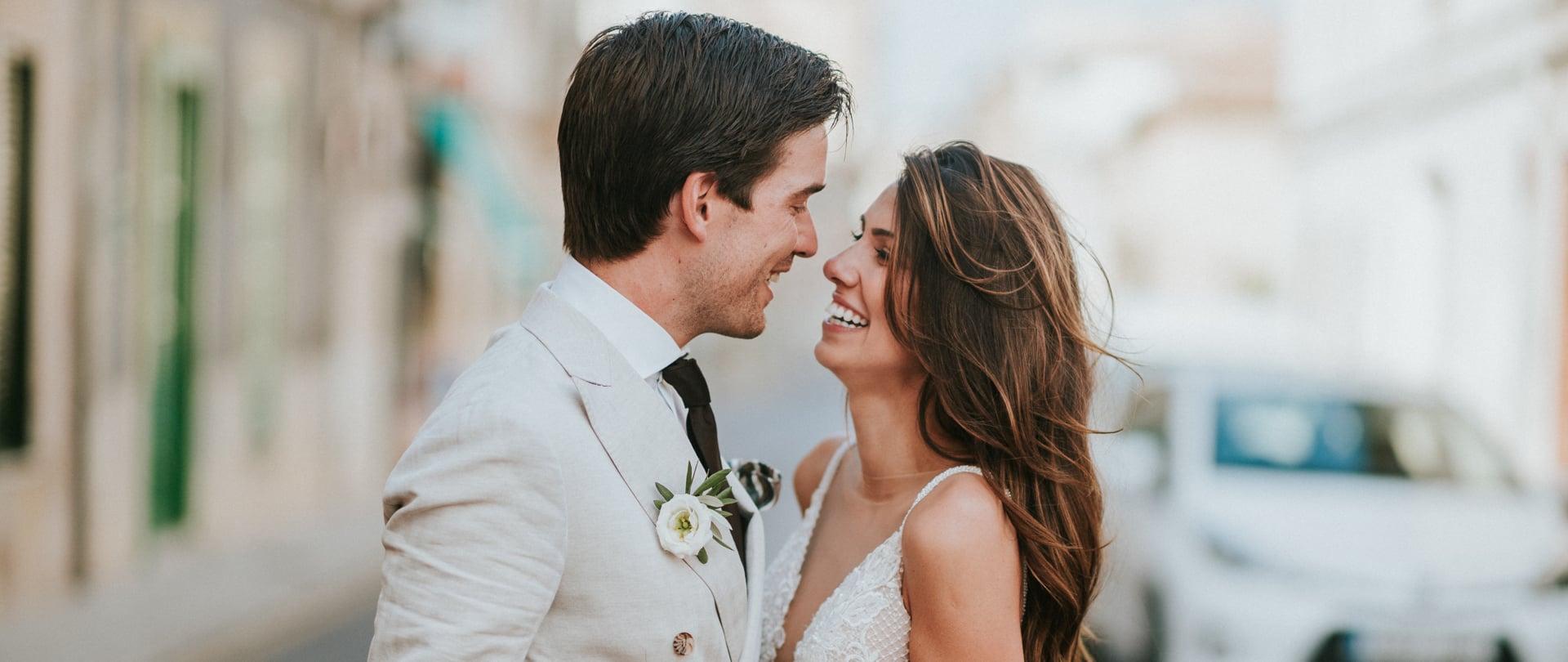 Hülya & Wouter Wedding Video Filmed at Mallorca, Spain