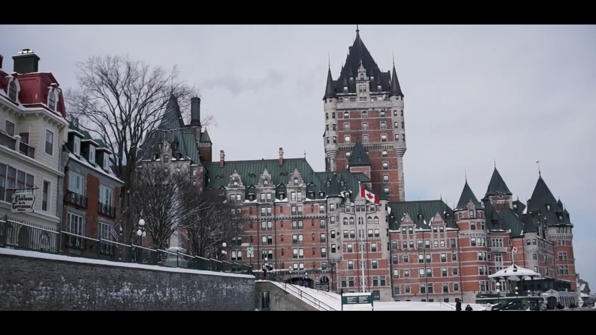 Quebec 2016 - '03 Belle Tire (Trailer)