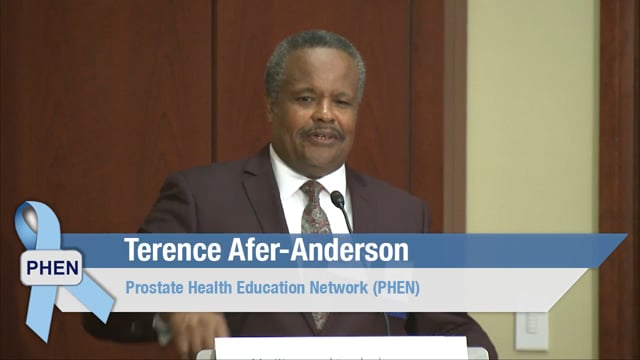 Prostate Cancer Clinical Trials – PHEN's Rally Update and Next Steps with Mr. Terrance Afer-Anderson