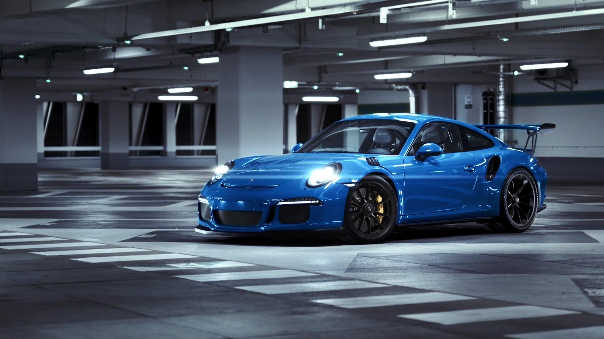 Porsche GT3RS Spec Commercial