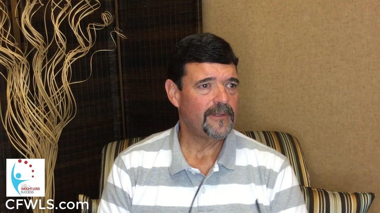 Weight Loss Surgery Testimonial with Joe Drumright