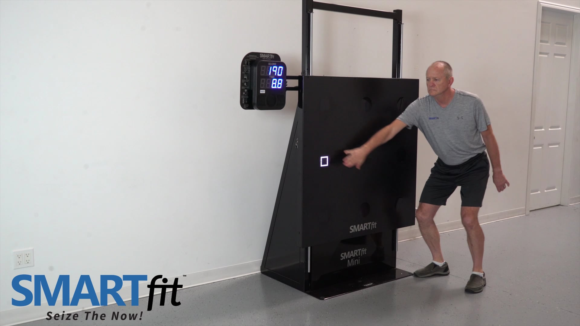 Activity examples with SMARTfit Mini