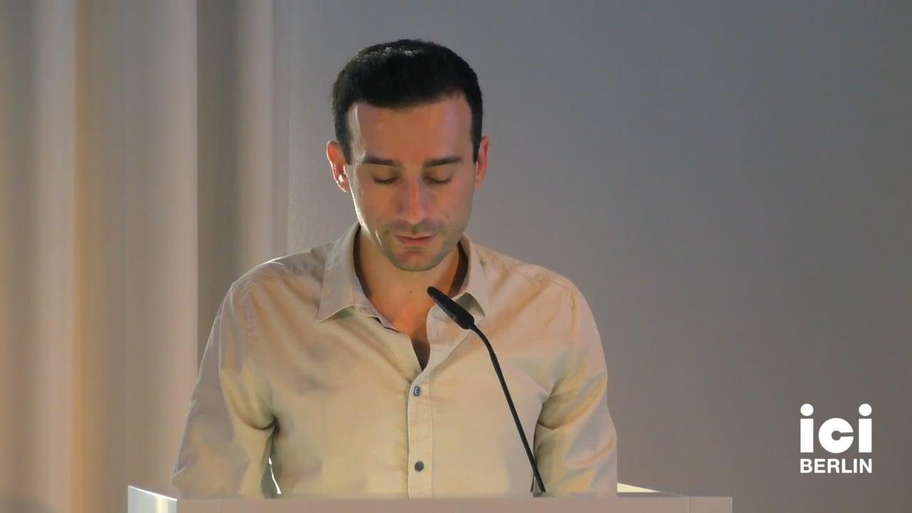 Introduction by Birkan Taş