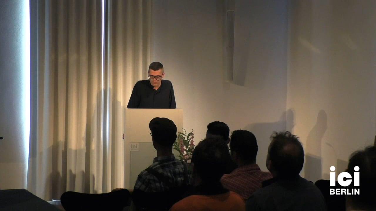 Introduction by Jordan Arseneault