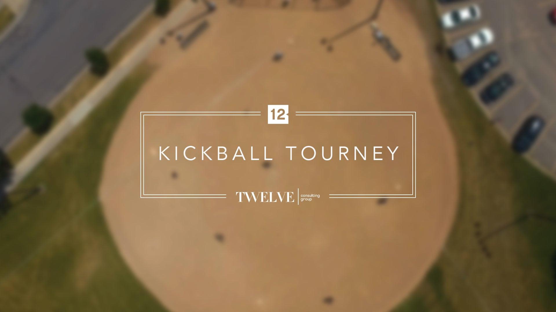 Twelve/Playworks - Kickball Tournament 2017