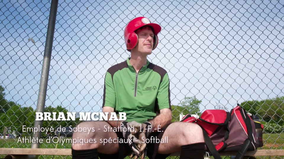 Sobeys Special Olympics Trailer - French subs