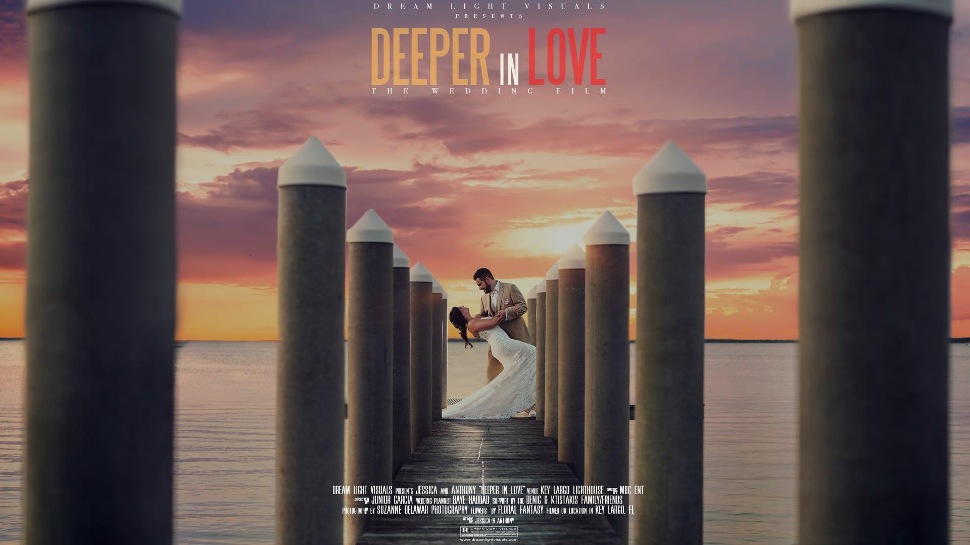 Key Largo Lighthouse Wedding Film | Jessica & Anthony