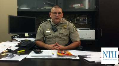 CCSO warns distracted drivers as school year begins