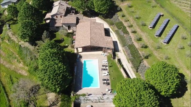 Romantic property in Orvieto